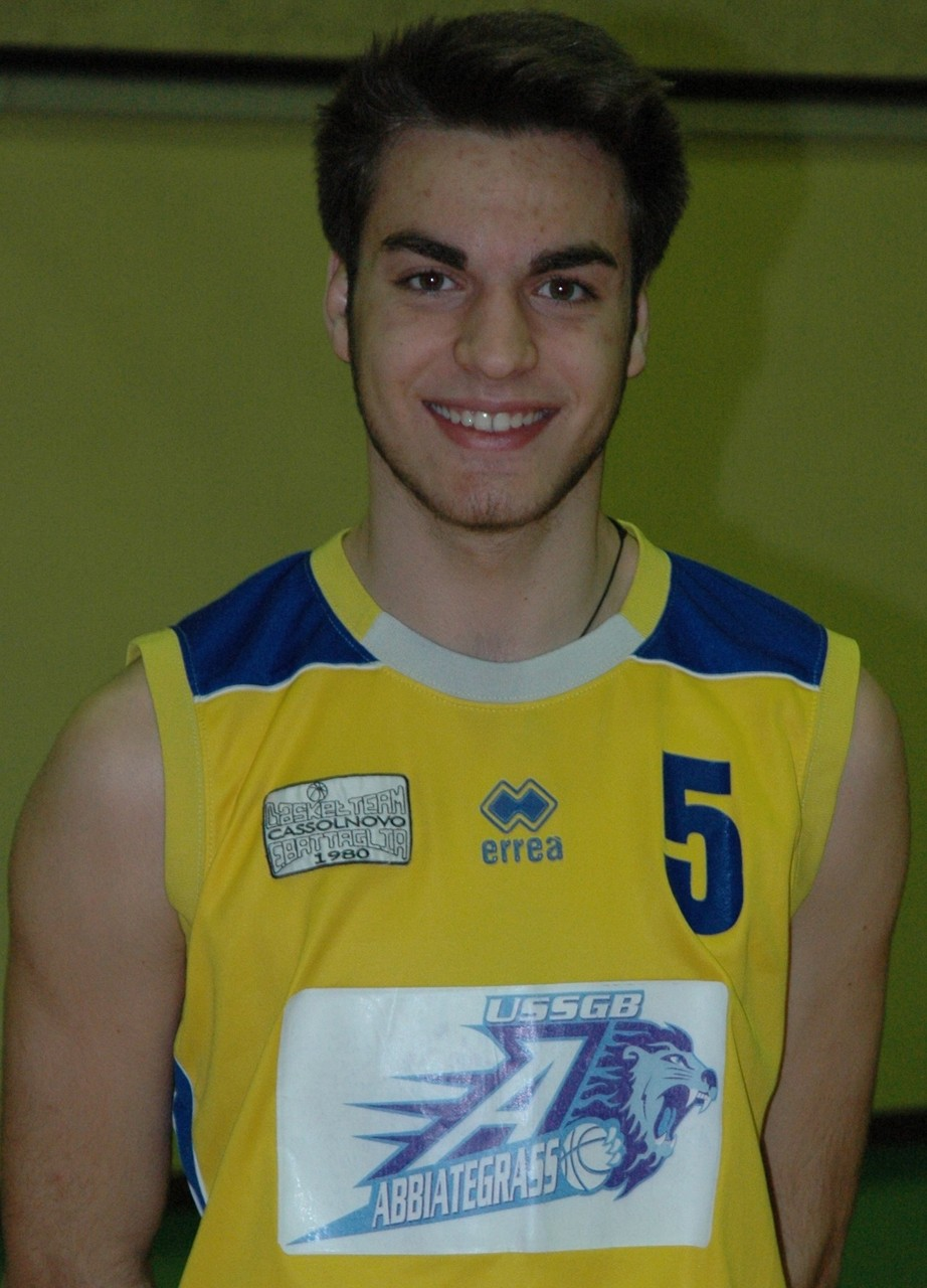 #5 Alessandro REALI - playmaker