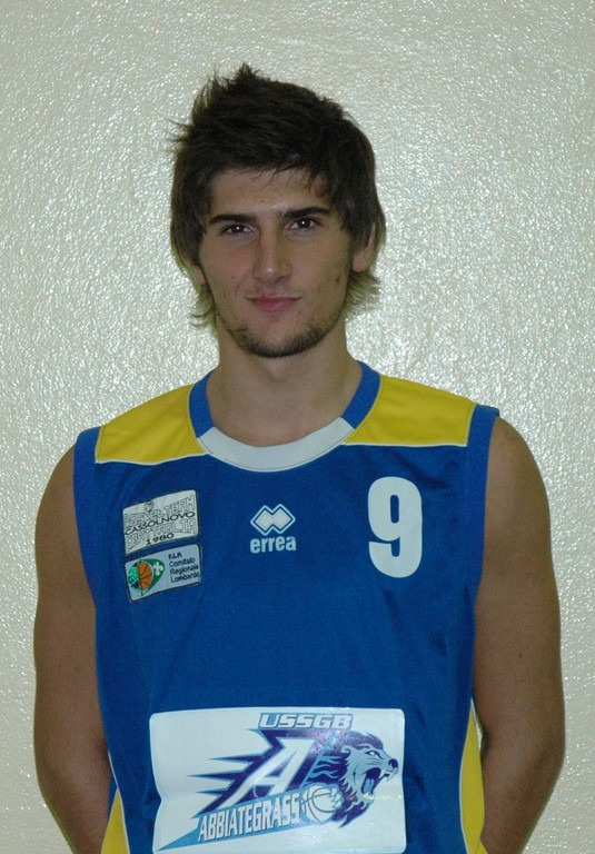 #9 Stefano AMODEO