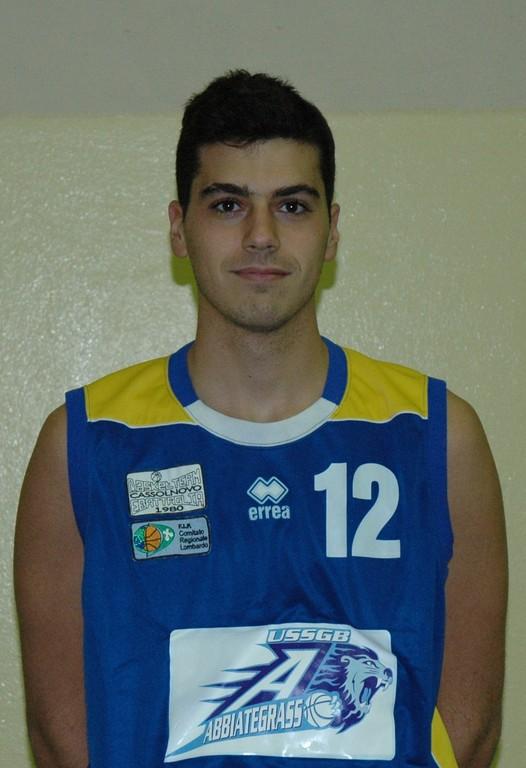 #12 Marco GALLONE