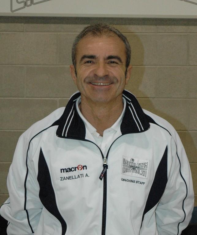 Alfonso Zanellati - Allenatore C Dil. e Giovanili
