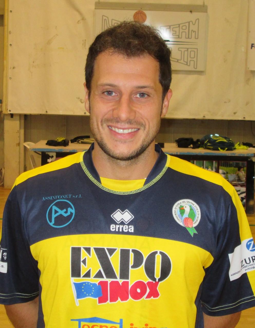 #9 - Fabio GRUGNETTI (cap)