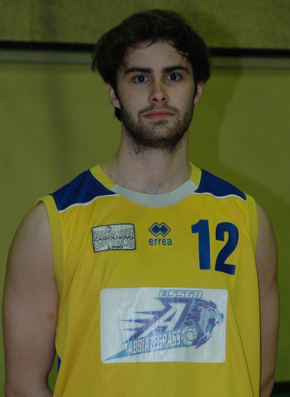 #12 Luca STROBINO - ala