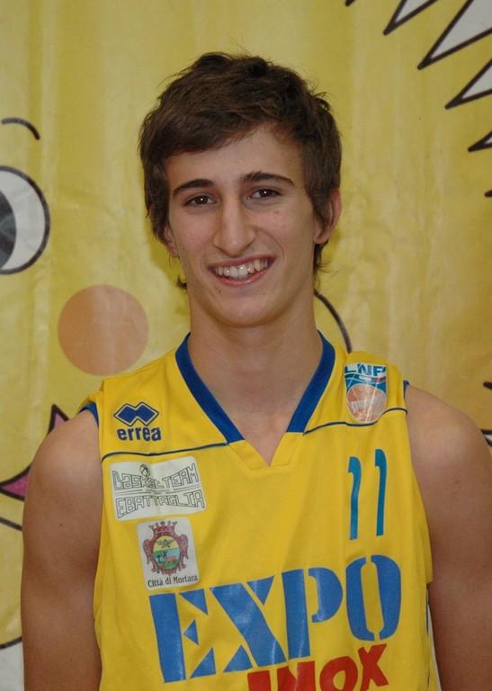 #11 Lorenzo OMODEO VANONE