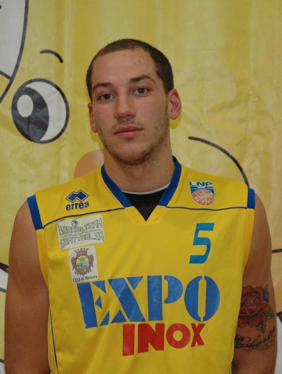 #5 Thomas PASSERINI