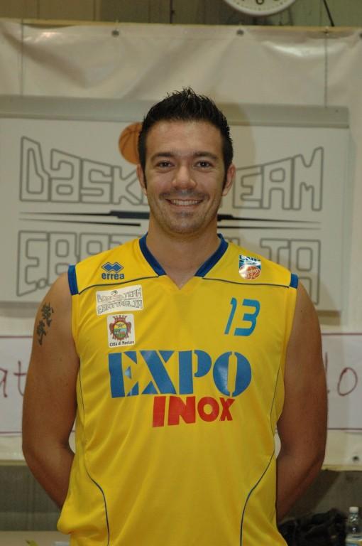 #13 Riccardo DA ROS