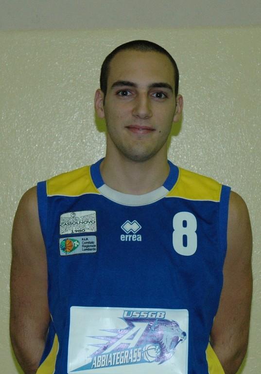 #8 Tommaso MALTAGLIATI