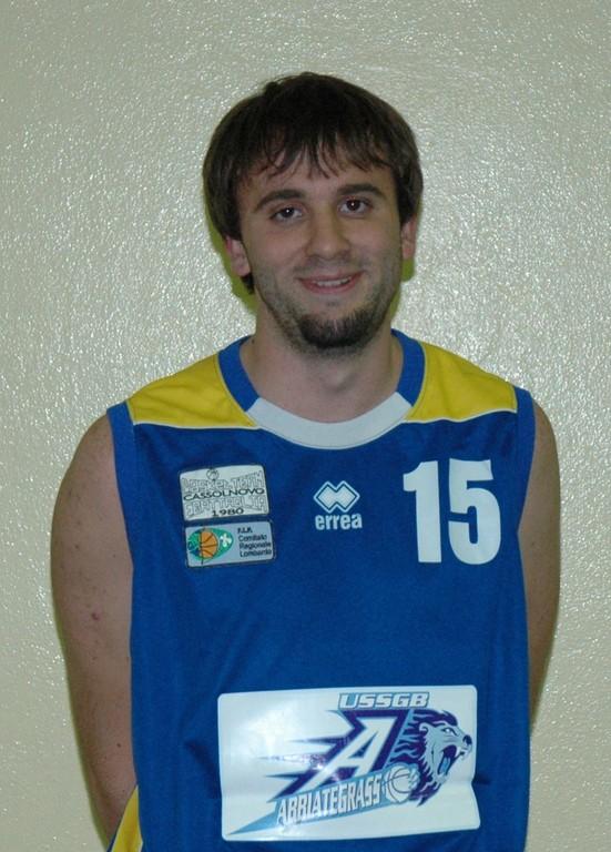 #15 Luca LAMPUGNANI