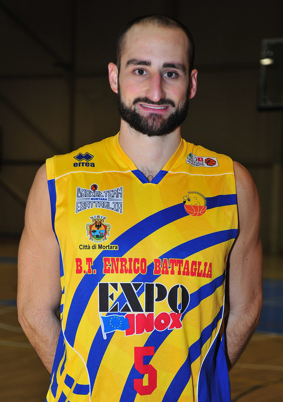#5 - Pietro DEL SORBO