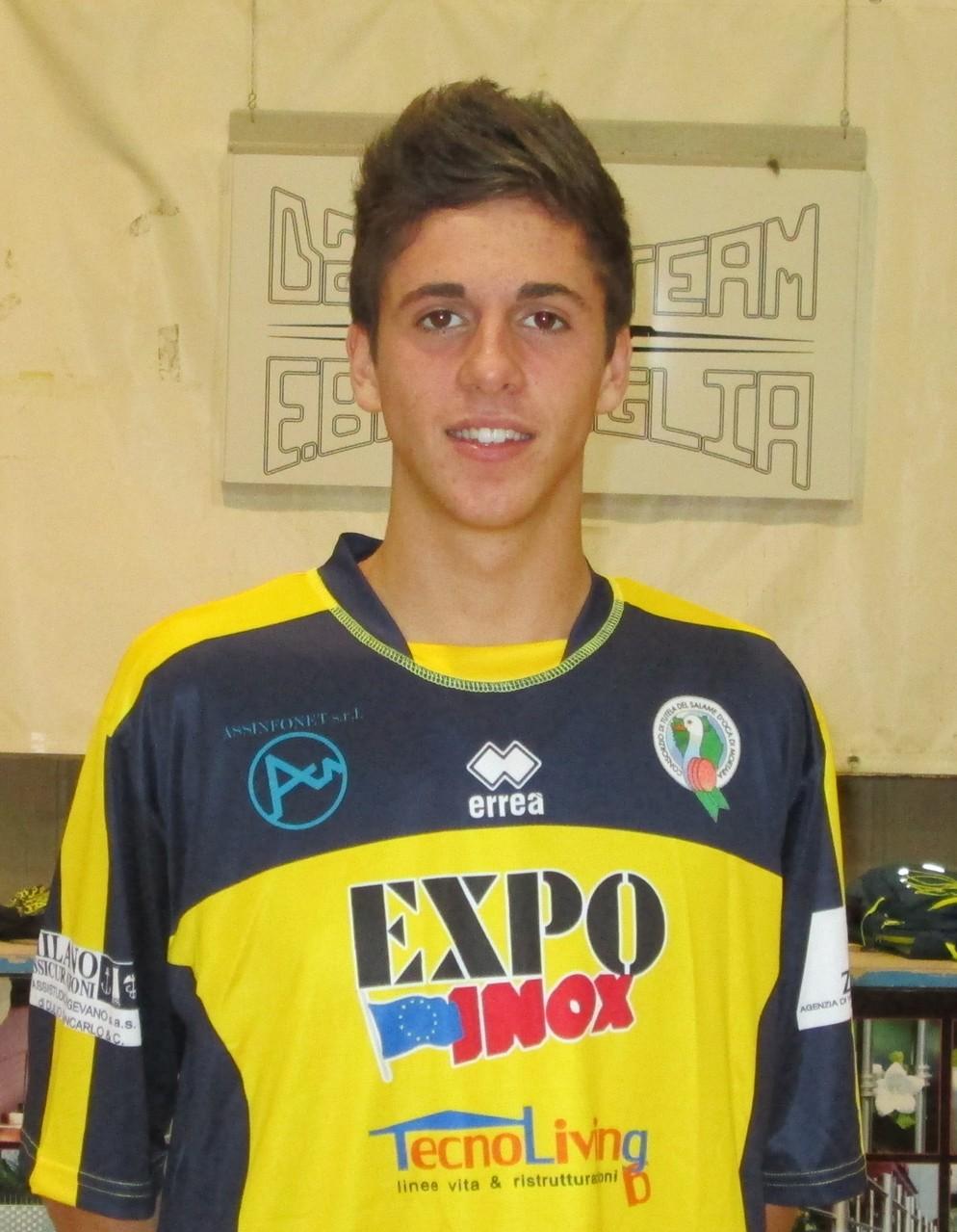 #14 - Alessandro WERLICH