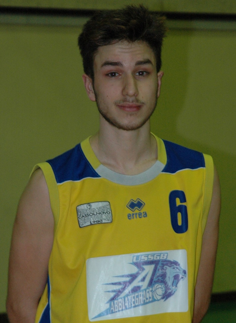 #6 Michele ZOCCHI - guardia