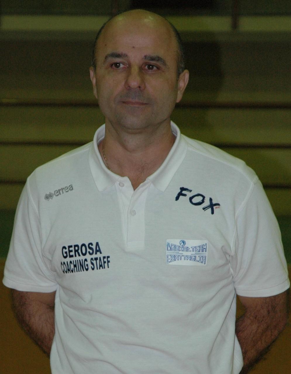 coach Enrico GEROSA