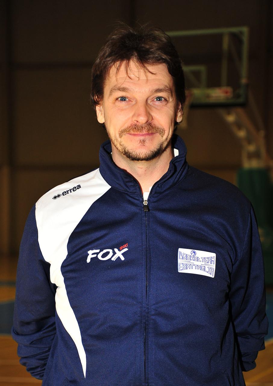 Preparatore fisico: Alessandro Caminiti