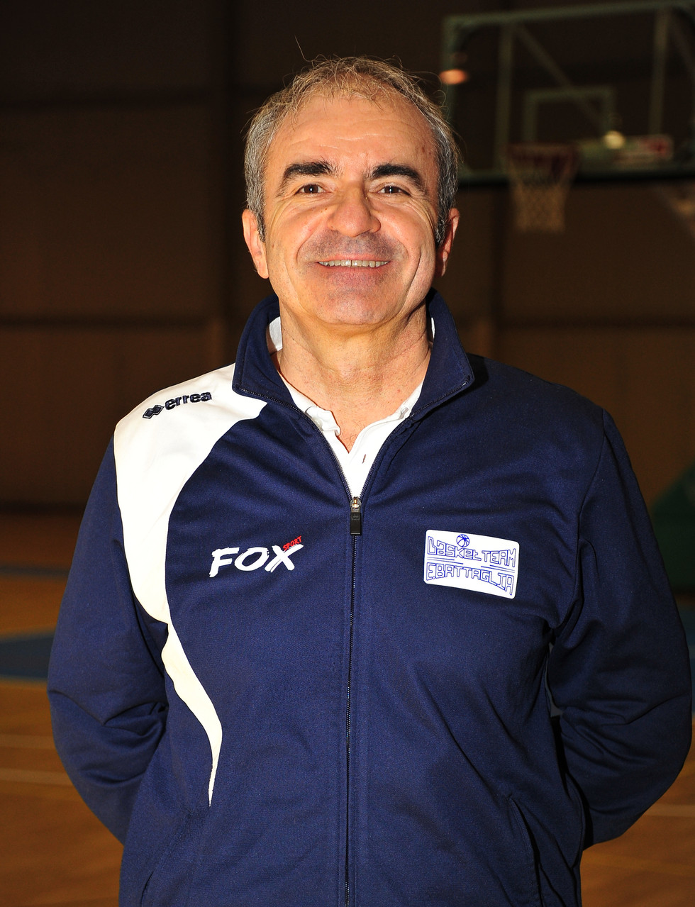 Coach: Alfonso Zanellati