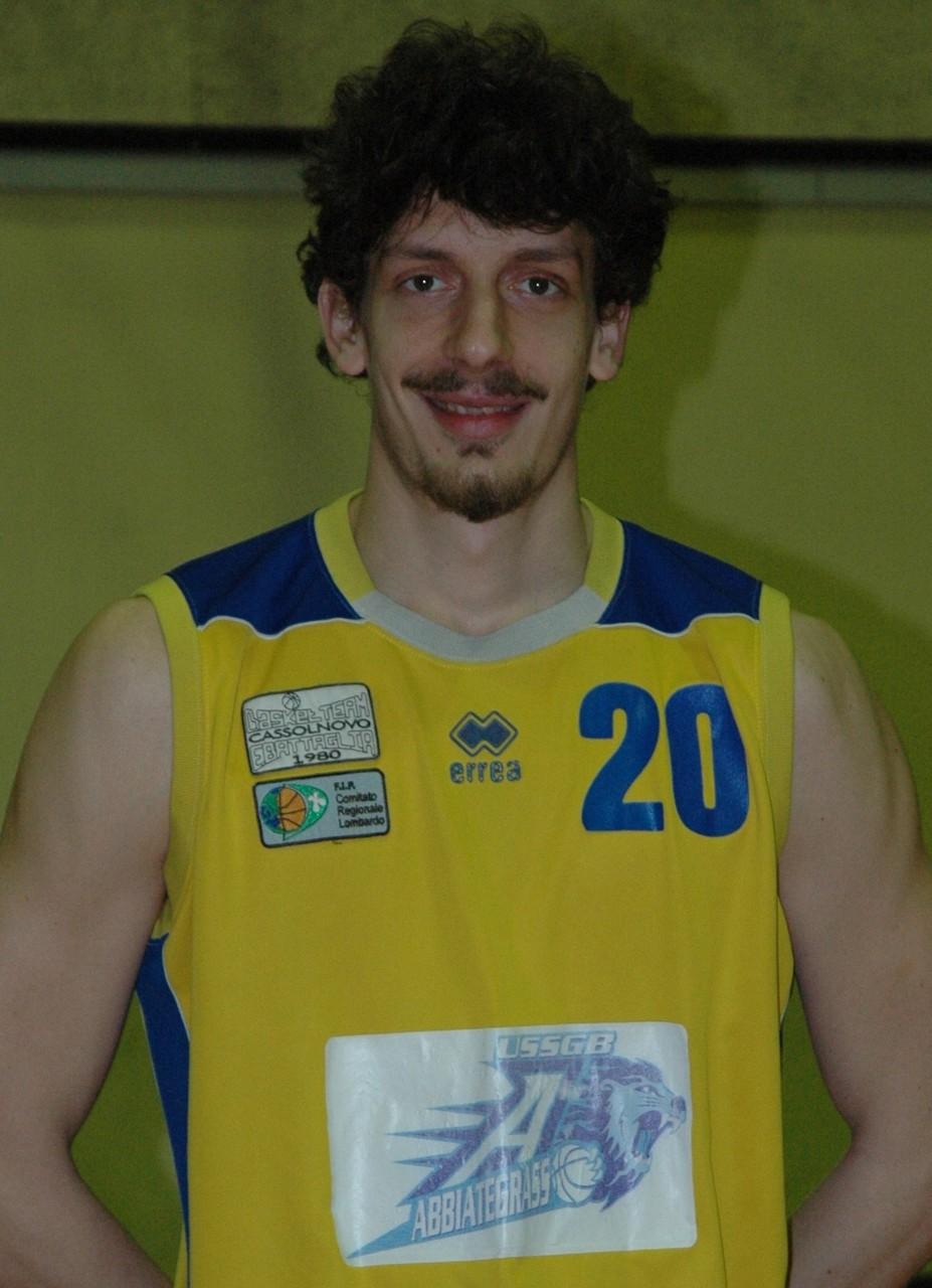 #20 - Carlo ROLANDI (k) - centro