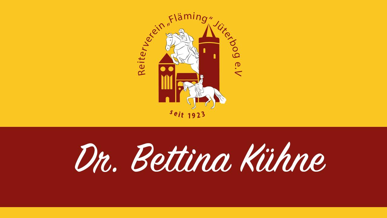 Dr. Bettina Kühne