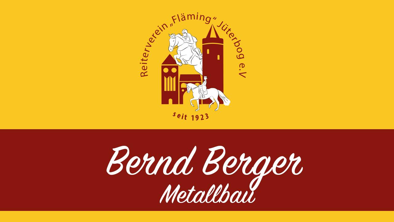 Bernd Berger Metallbau