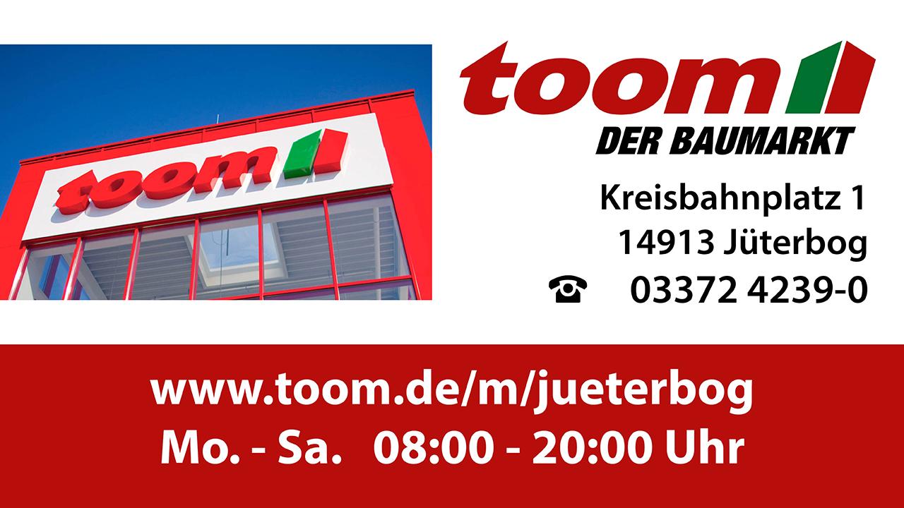 toom Baumarkt Jüterbog