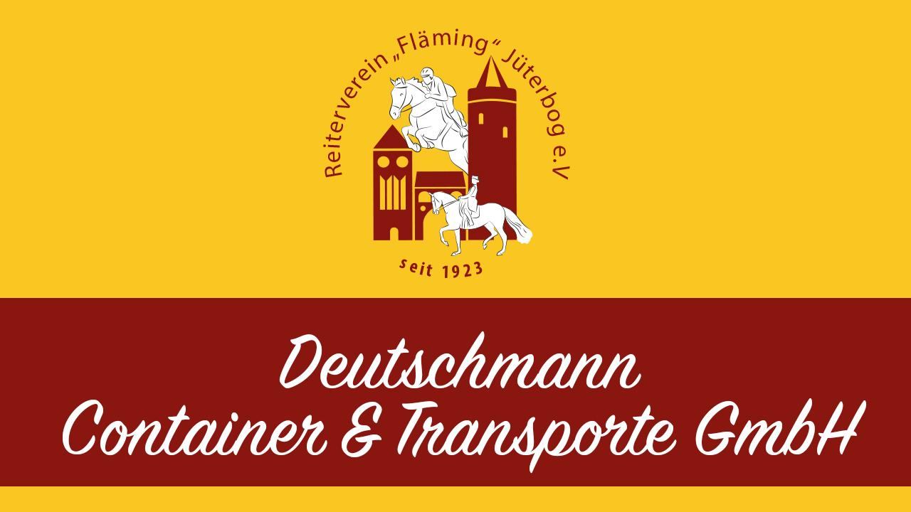 Deutschmann Container & Transporte