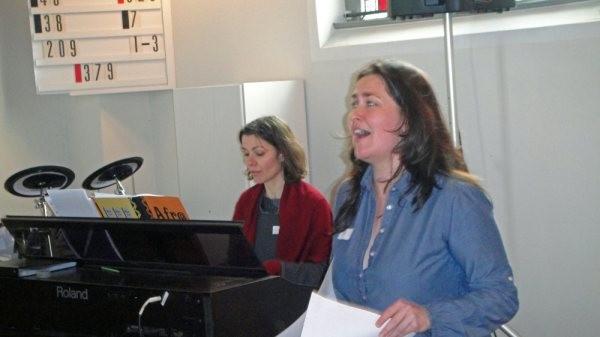 Pianistin Agnieszka Bryndal + Solistin Margret Hranfsdottir