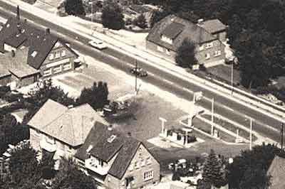 Lüneburger Straße (Links heutiges ATHENA)