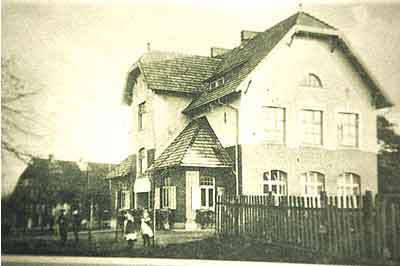 Schule (Heute Rathaus)