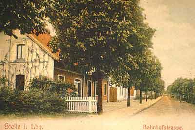 Bahmhofstraße (Heute Uhlenhorst)