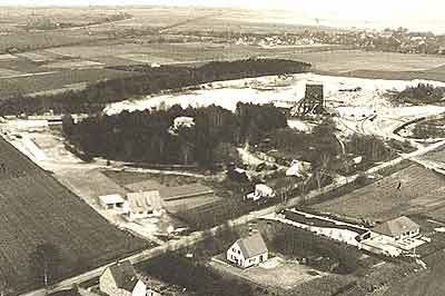 Kiesturm Steinhage in Ashausen