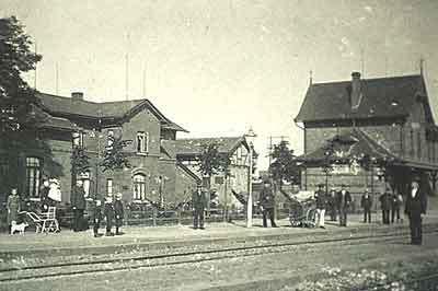 Bahnhof Stelle