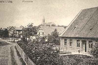 Das Pfarrhaus