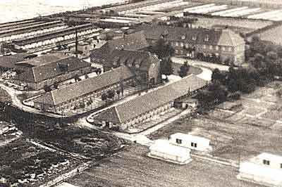 Wittsche Geflügelfarm (Heute Wohngebiet Oldendörpsfeld)