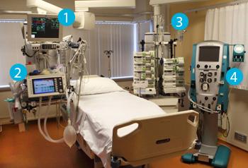Intensive Care opnameplek