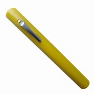 Pupillampje geel