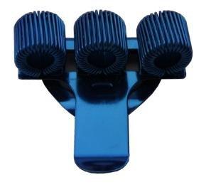 Pennenhouder blauw
