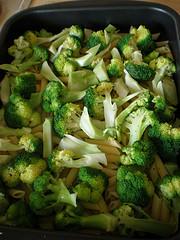 Brokkoli enthält viel Vitamin C