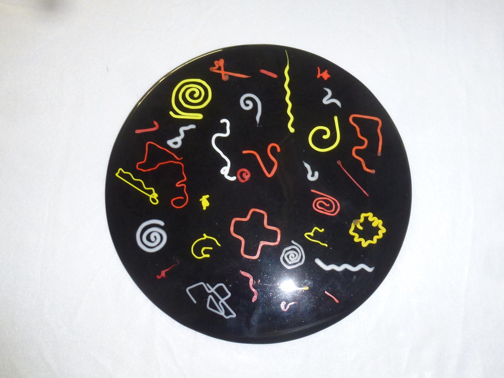 runde Tortenplatte   ø 29cm   Preis: Fr. 75.--