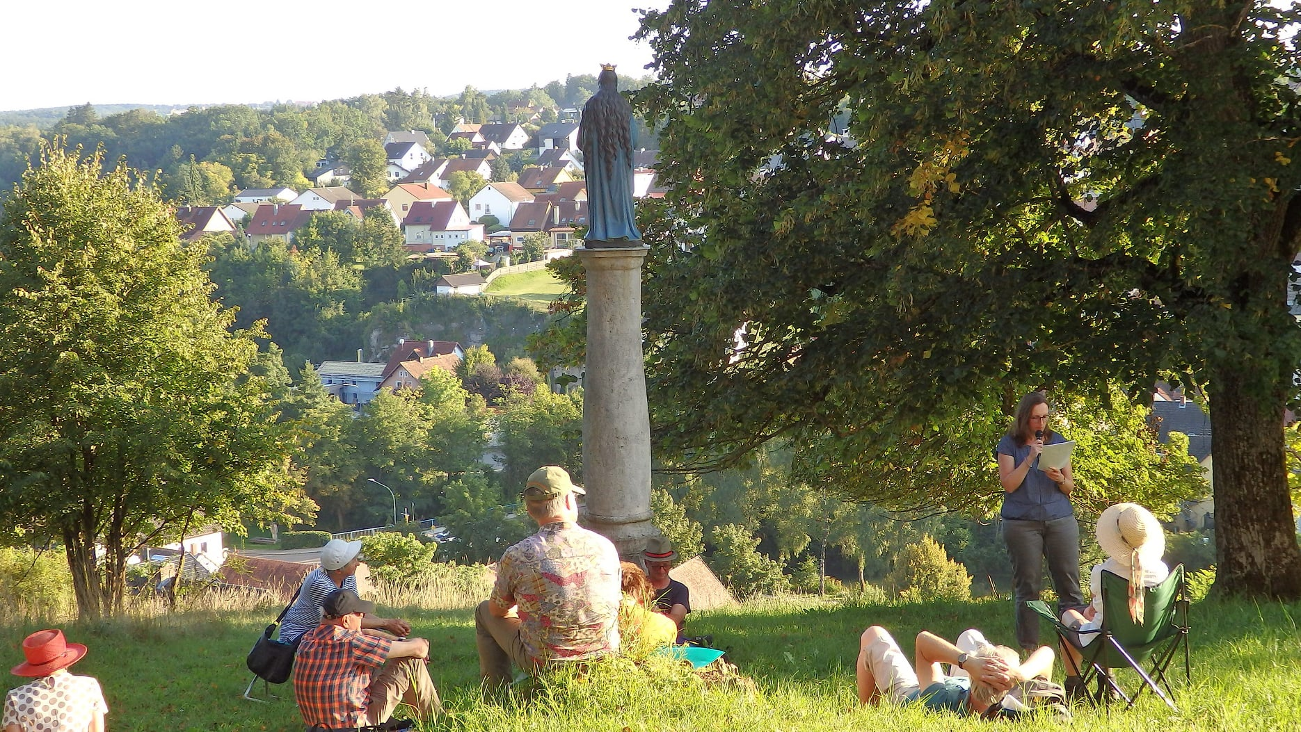 Bergwelt und Kulturgenuss in Beratzhausen, Bild: Chr. Riedl-Valder