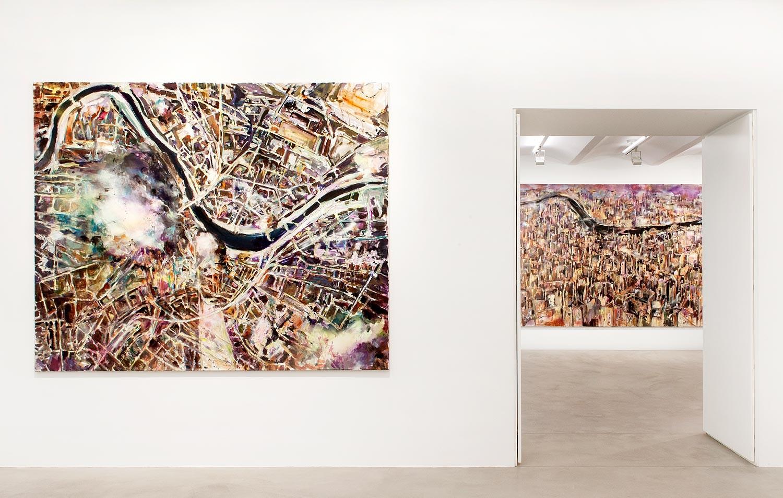 H3PO4 | GALERIE KORNFELD 2014 | FOTOS: GERHARD HAUG | BERLIN