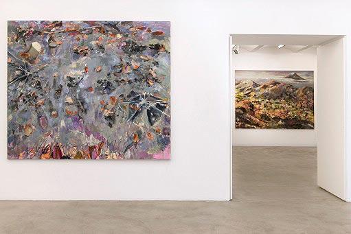 Franziska Klotz, Galerie Kornfeld, Berlin |Photo: Gerhard Haug, Berlin