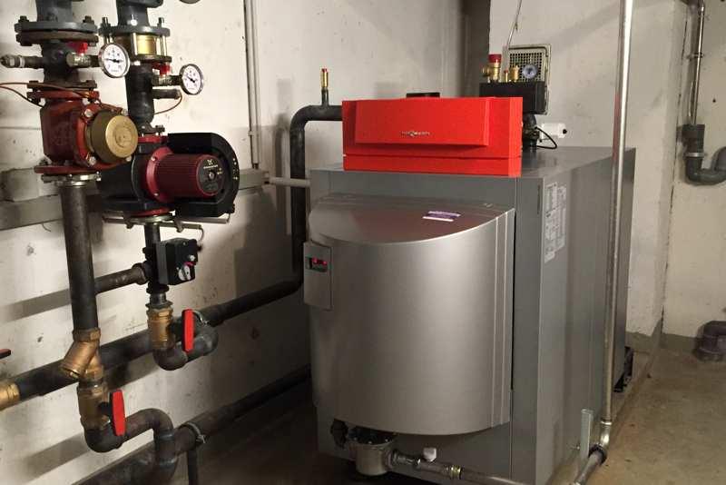 Gas-Brennwertheizung von Karl Strasser Landsberg