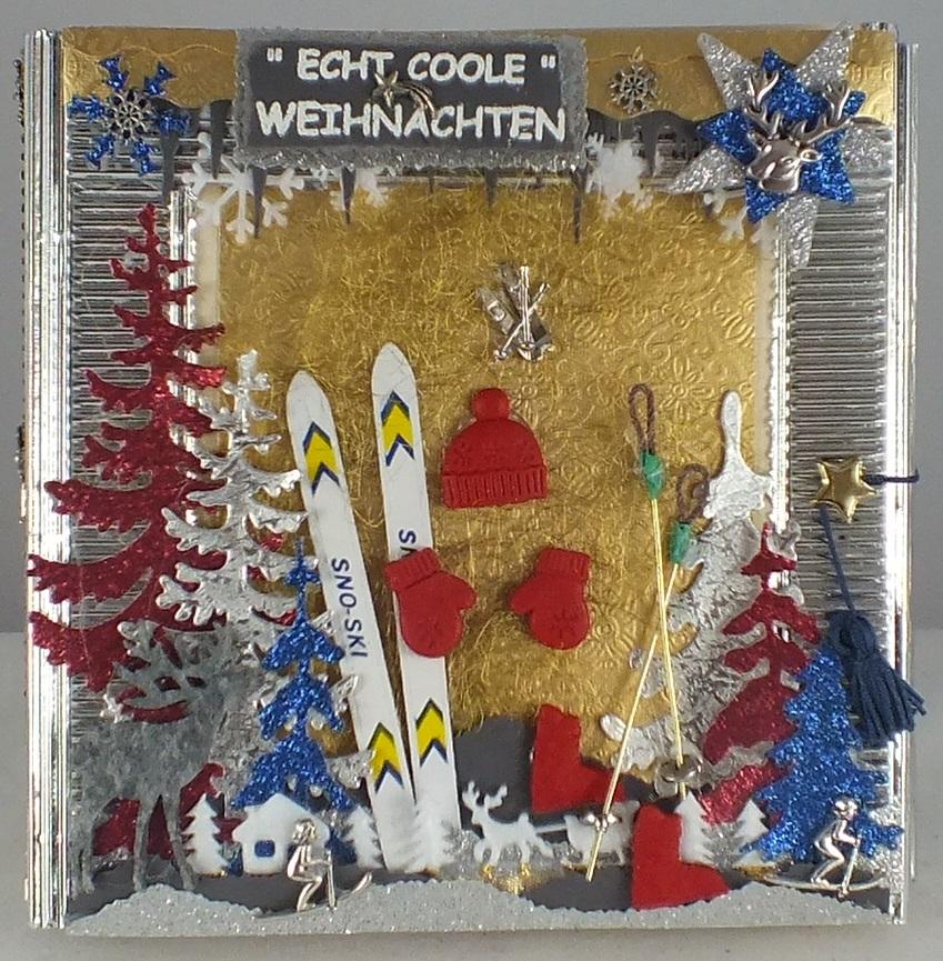 Weihnachtskarten Angie Cards