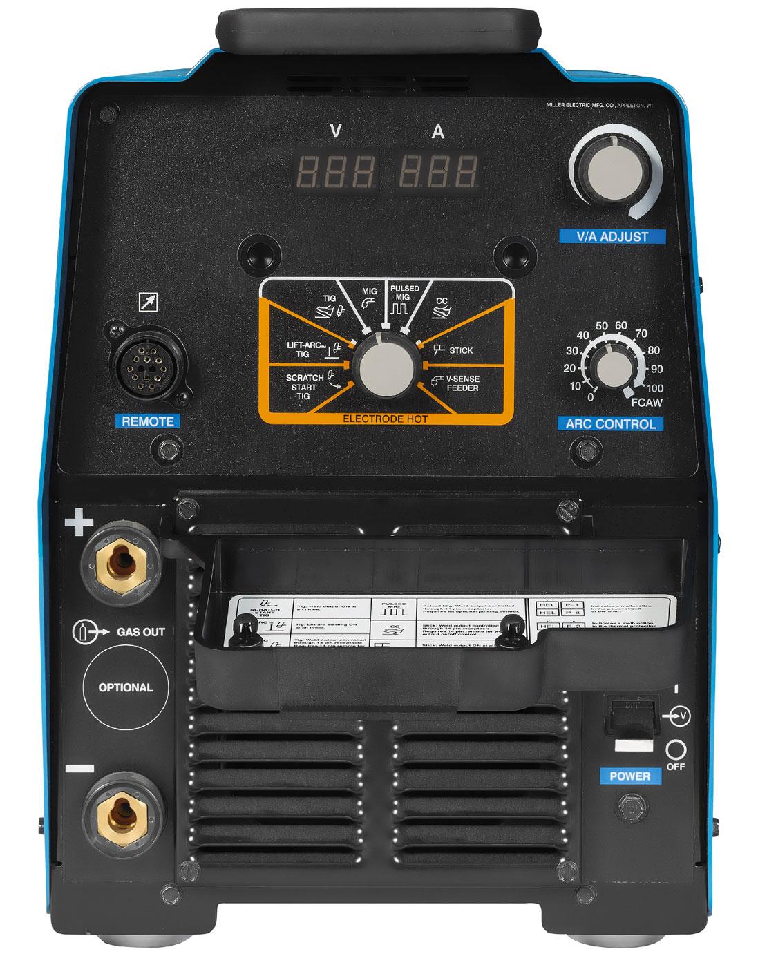 XMT 350 Selector de Procesos