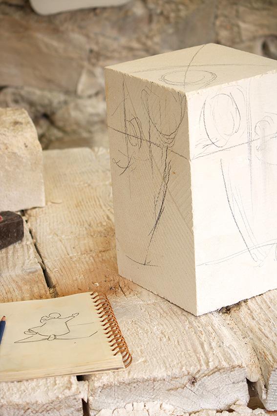sculpteur contemporain-création de sculptures originales