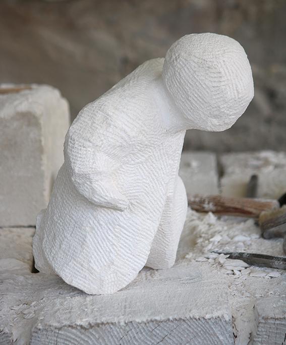 DARLOU_sculpture_ébauche