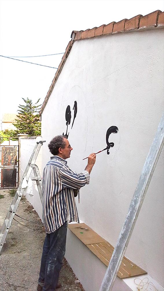 réalisation de peintures et décors muraux