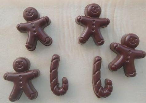 Petits chocolats fait maison