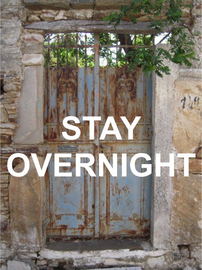 Stay overnight in Naxos - enjoy naxos