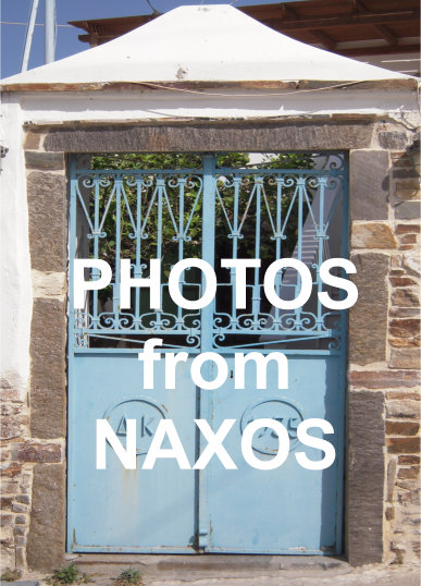 Enjoy Naxos -Photos of Naxos Island Greece