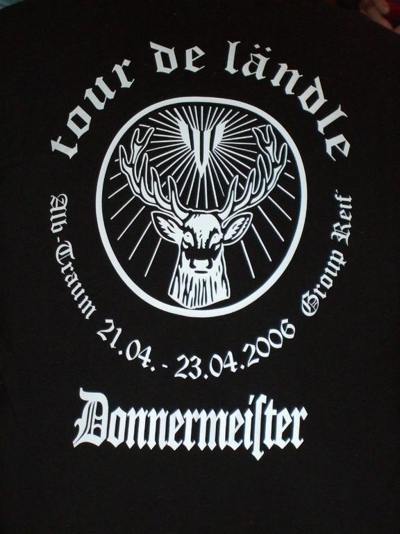 """Natürlich 2008 """"altes Shirt"""""""