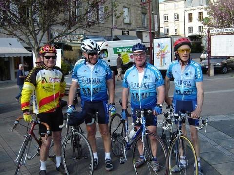 les tontons flingeurs du Vélo Club