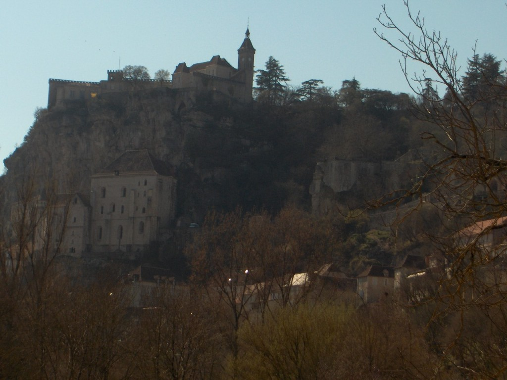 Enfin Rocamadour